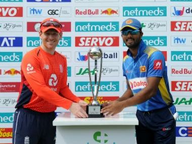 Sri Lanka vs England, LIVE Cricket Score, 4th ODI at Pallekele