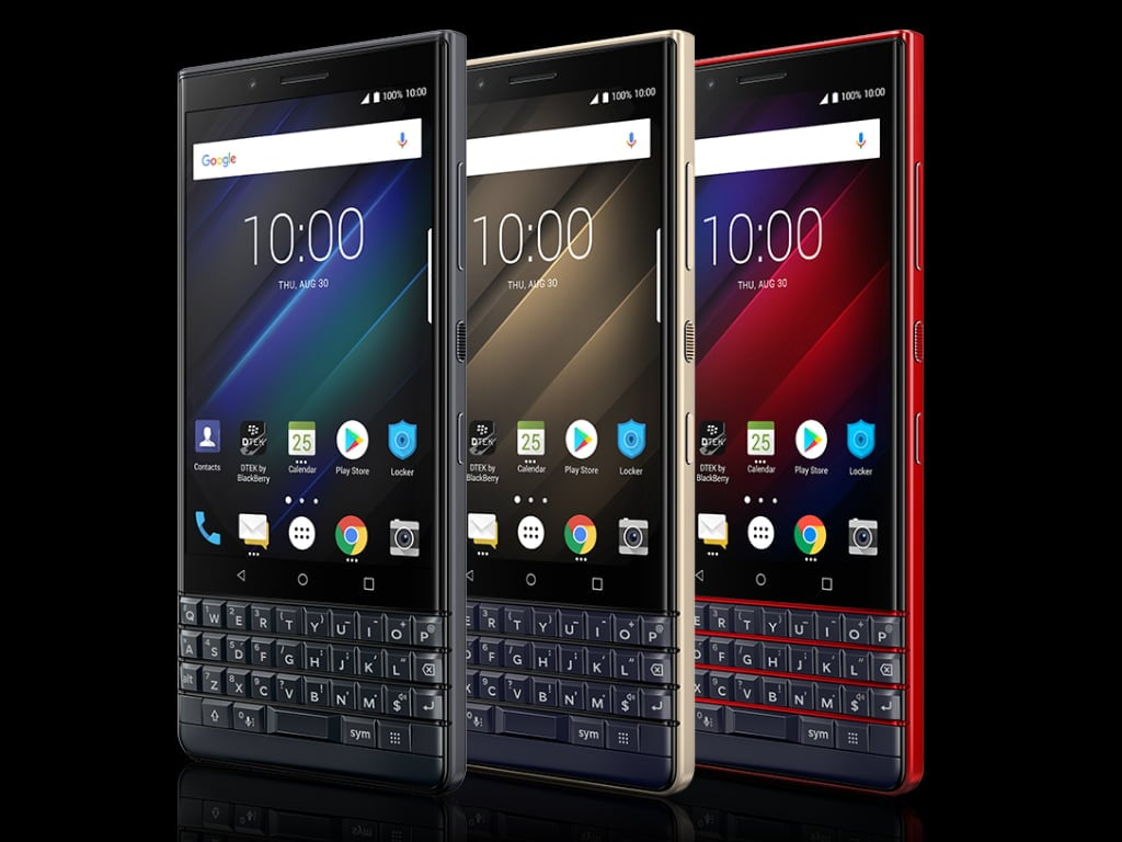 BlackBerry KEY2 LE with Snapdragon 636 SoC, 3,000 mAh battery launched in India