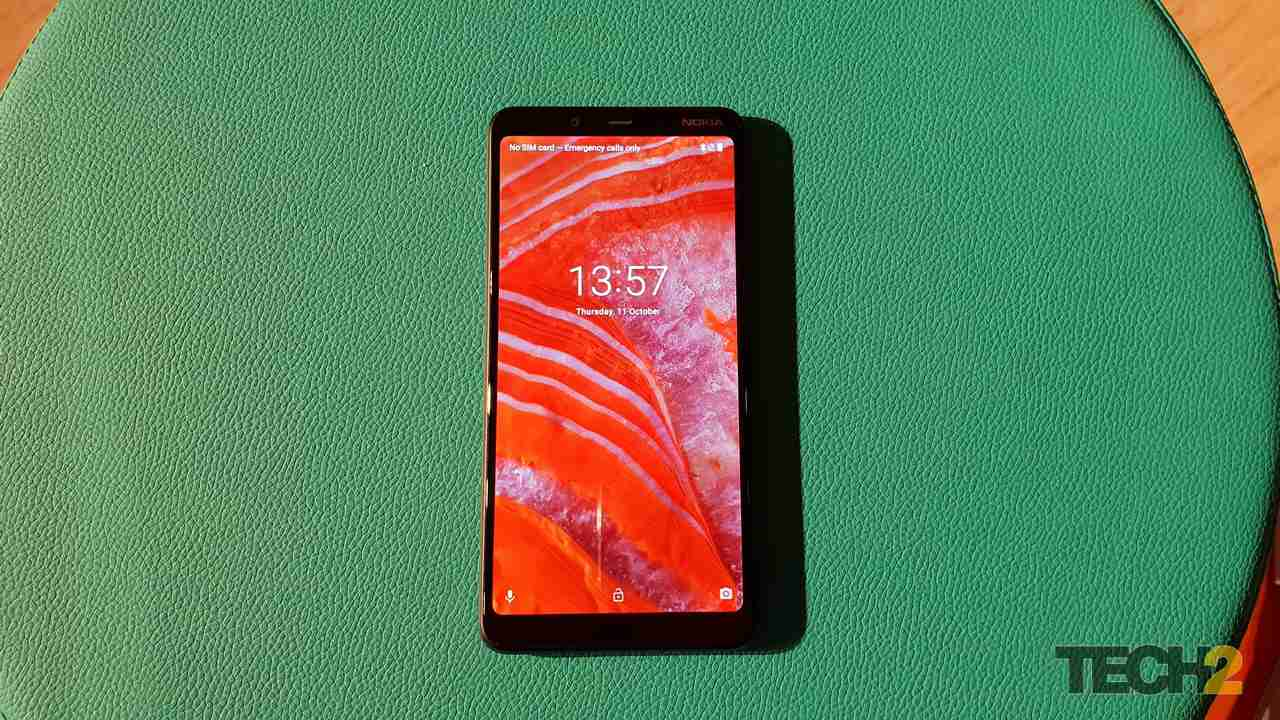 Nokia 3.1 Plus first impressions: Elegantly designed but with poor internals thumbnail