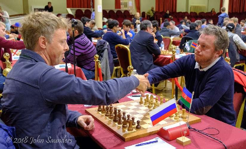 Isle of Man Masters: Arkadij Naiditsch, Wang Hao lead after Round 4; Vidit Gujrathi, Abhijeet Gupta lead Indian charge