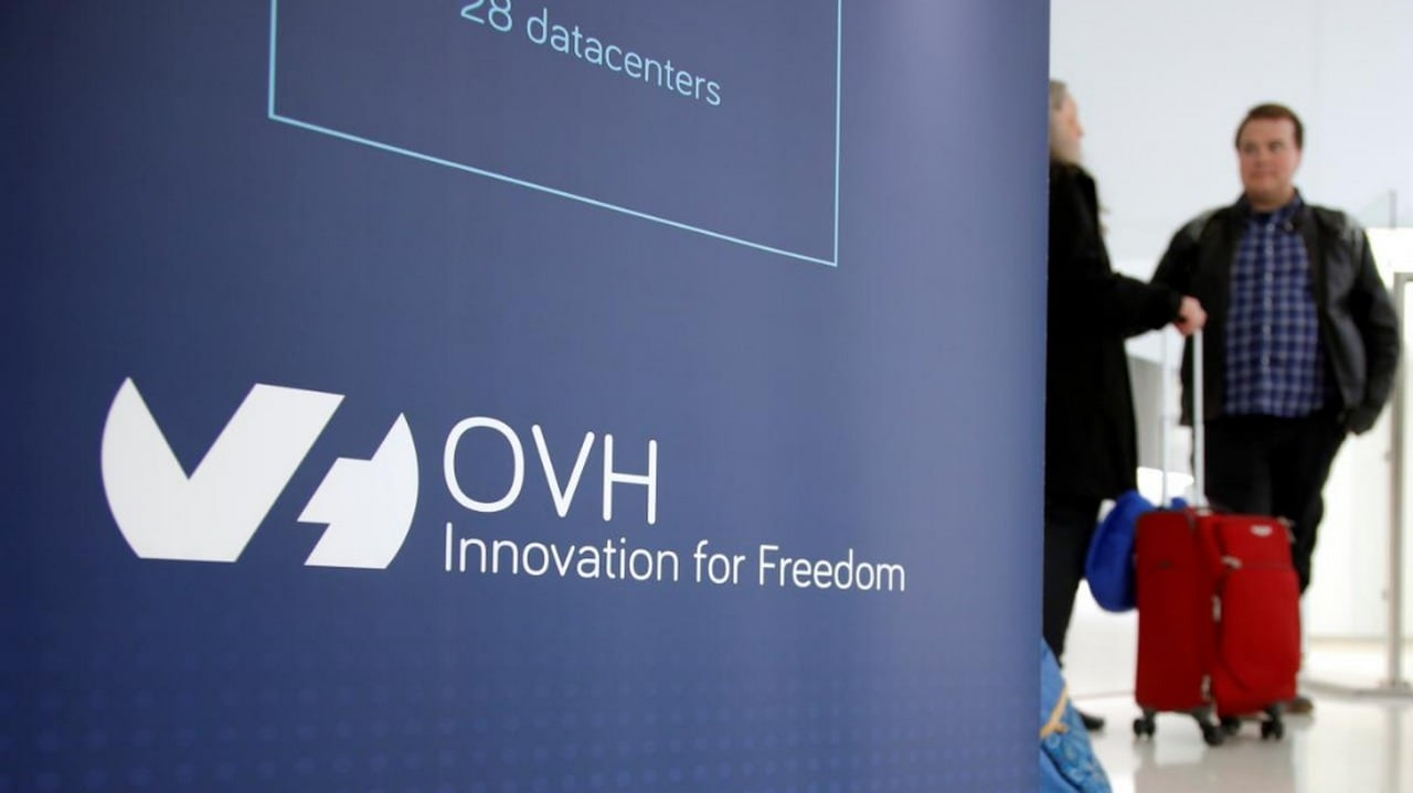 Frances OVH to invest .6-.1 bn to take on Amazon, Google in cloud computing