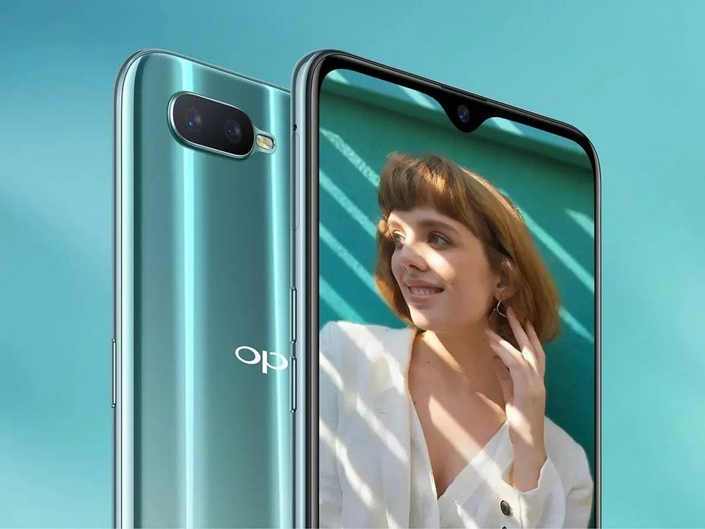 Oppo R15X. Image: Oppo China