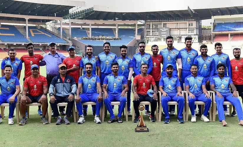 Vijay Hazare Trophy: Mumbais resilience enabled them to turn troubled pre-season around into a title winning one