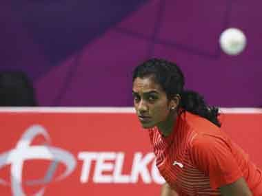 File image of PV Sindhu. Reuters