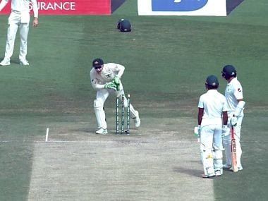 Pakistan vs Australia: Azhar Ali, Asad Shafiq join hands to produce most embarrassing run out in recent times