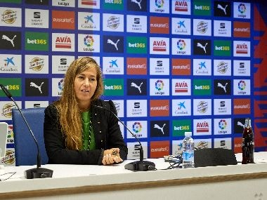 LaLiga: In increasingly male-dominated world of football, Eibar CEO Patricia Rodriguez breaks the glass ceiling