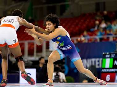 Wrestling World Championships: Pooja Dhanda wins bronze medal in 57kg category; Ritu Phogat, Sakshi Malik falter