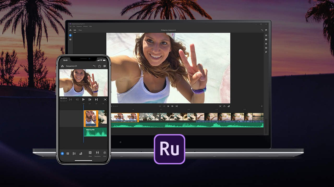 Adobe Premiere Rush CC coming to Samsung Galaxy S10 series for quick