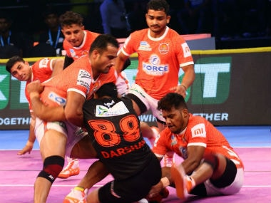 Pro Kabaddi 2018, Puneri Paltan vs U Mumba, Match Highlights: Pune eke out narrow win