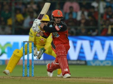 Quinton de Kock collected 201 runs from eight appearances for Royal Challengers Bangalore in the 2018 season. AFP