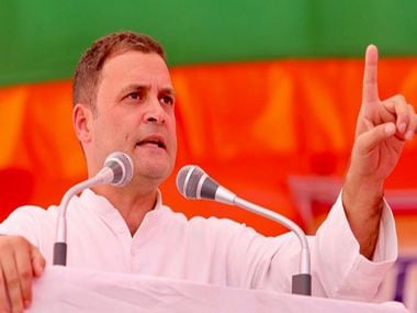 Rahul Gandhi slams Narendra Modi at Rajasthan rally, says demonetisation and GST destroyed economy