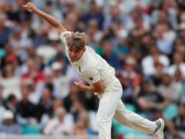 England all-rounder Sam Curran bestowed with CWC Young Cricketer of the Year Award