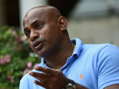 India vs Sri Lanka, ICC Cricket World Cup 2019: Banned from entering players area, former Sri Lanka captain Sanath Jayasuriya watches game from stands