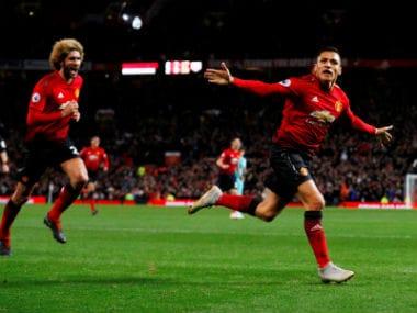 Premier League: Alexis Sanchez earns dramatic win for Manchester United against Newcastle; Tottenham beat Cardiff