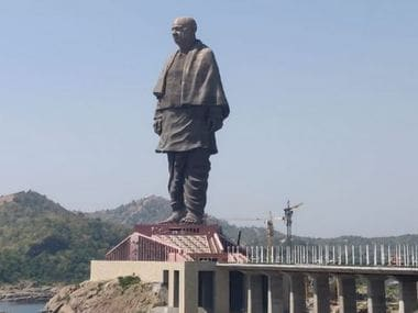 Statue of Unity inauguration: Gujarat Police detain tribal leaders, activists in Narmada district ahead of unveiling