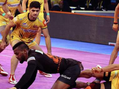 Pro Kabaddi League 2019 auctions: Teams spend Rs 50 crore; Siddharth Desai, Nitin Tomar only players sold for over a crore