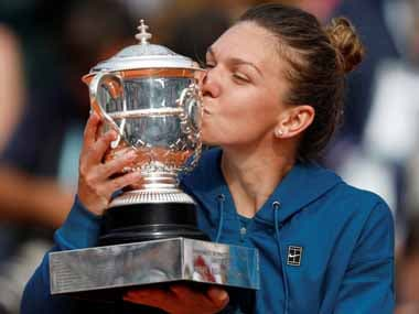 File image of Simona Halep. Reuters