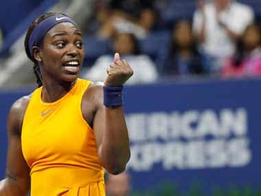 File image of Sloane Stephens. Reuters