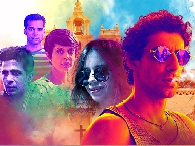 Smoke, Eros Now webseries starring Kalki Koechlin, Jim Sarbh, to premiere at MIPCOM 2018 in Cannes