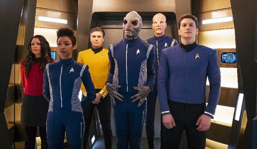Star Trek: Discovery. Image via Twitter