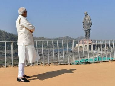 Sardar Patels Statue of Unity:  It took an activist Prime Minister to finally give the Ironman of India his due