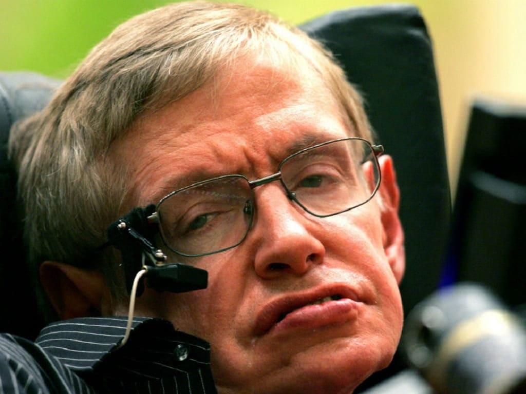 Stephen Hawking Image: Stephen Hawking Had Warned Against Race Of Superhumans