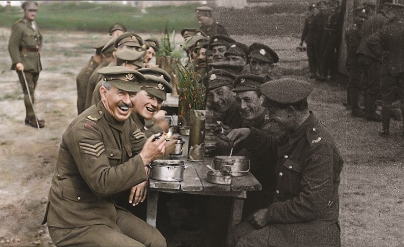 They Shall Not Grow Old review: Peter Jacksons remarkable WWI docu brings horrors of trench warfare to life