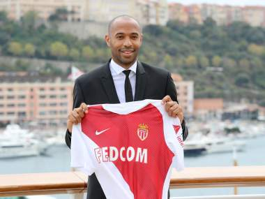 Ligue 1: New AS Monaco manager Thierry Henry hopes success during playing career rubs off on coaching job