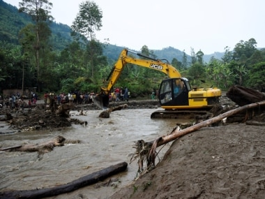 Uganda landslide: 41 killed after river bursts banks in Bududa district; search for victims continues