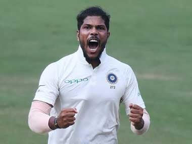 India vs West Indies: Umesh Yadav says time away from team gave him chance to work on bowling issues