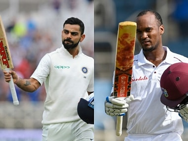 India vs West Indies, Highlights, 1st Test, Day 2 at Rajkot, Full cricket score: Spin trio push Windies to 94/6 at Stumps