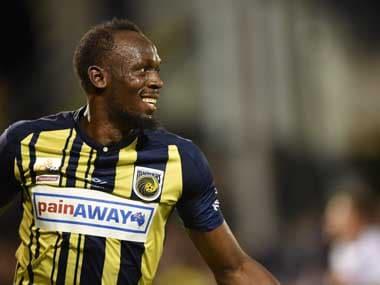 File image of Usain Bolt. AFP