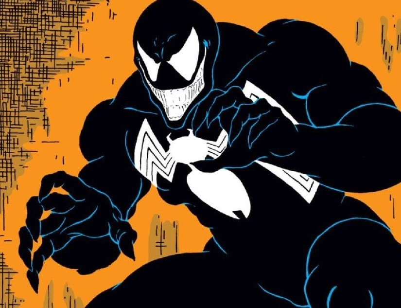 Venom in The Amazing Spider-Man #300. Image via Twitter