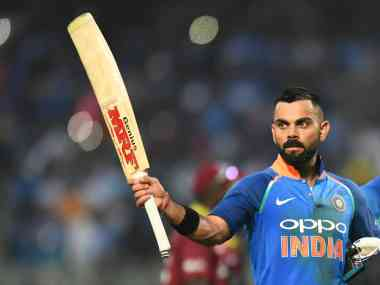 India vs West Indies: Virat Kohli's day of statistical anomaly and the record-breaking numbers that set him apart