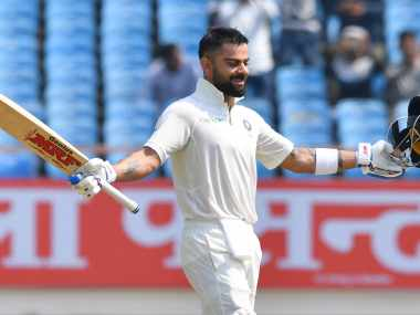 Virat Kohli becomes second fastest to 24 Test centuries after Don Bradman