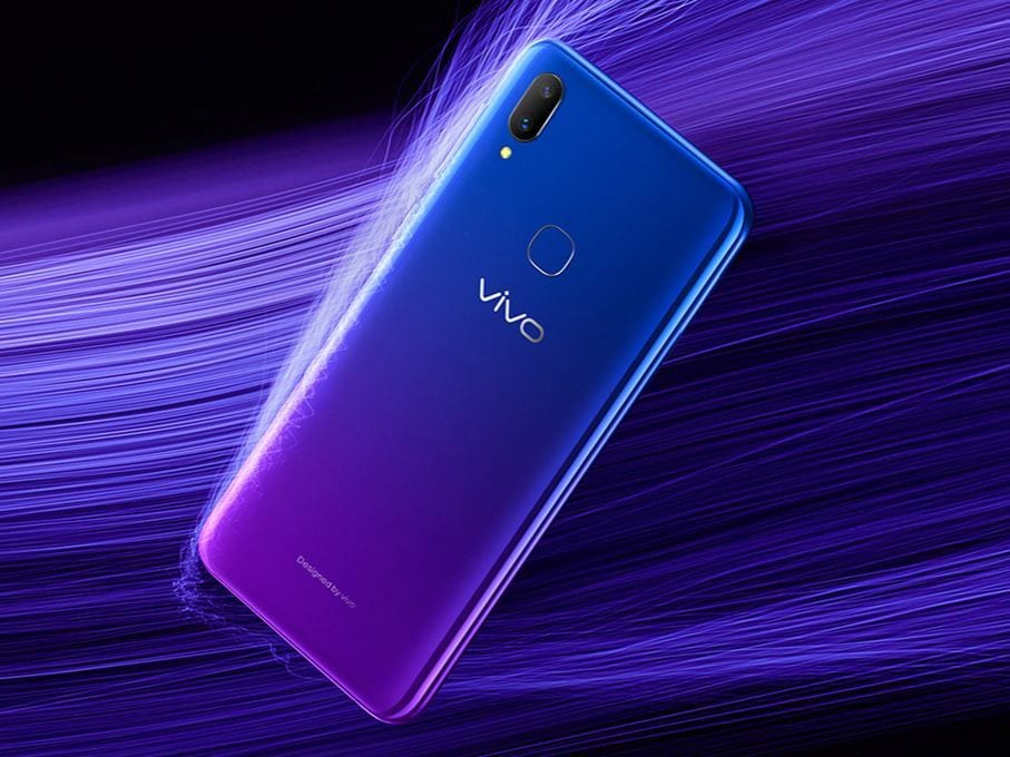 Vivo Z3 announced with Snapdragon 710, water-drop notch, starting at CNY 1,598