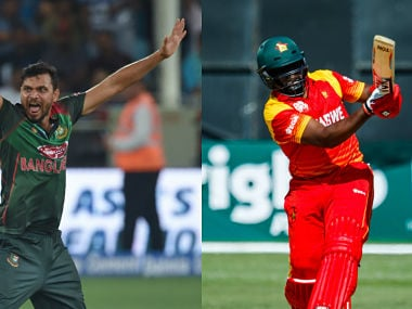 Highlights, Bangladesh vs Zimbabwe, 3rd ODI at Chittagong, Full Cricket Score: Hosts win by 7 wickets