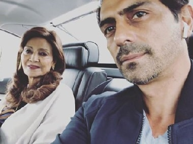 Arjun Rampal's mother passes away after battle with cancer; last rites performed on 28 October