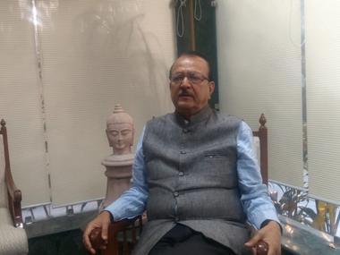 Sudhindra BHadoria. Debobrat Ghose/Firstpost