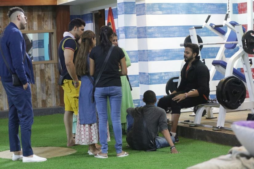 A still from Bigg Boss 12