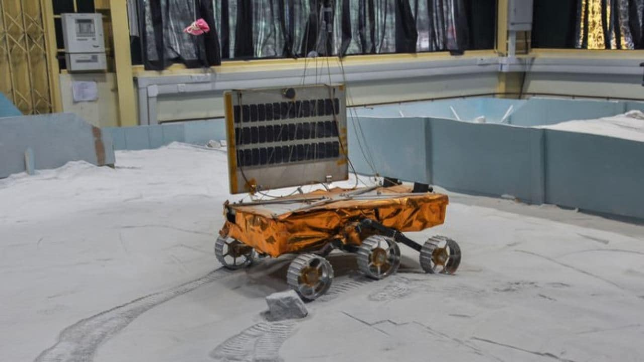 Pragyan rover will help identify elements present near landing site on the Moons surface