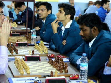 Batumi Chess Olympiad 2018: India beat Netherlands to stay in medal contention; women outclass Peru 3-1