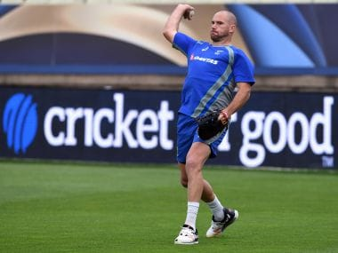 Australia all-rounder John Hastings fears mystery lung illness may have ended his cricketing career