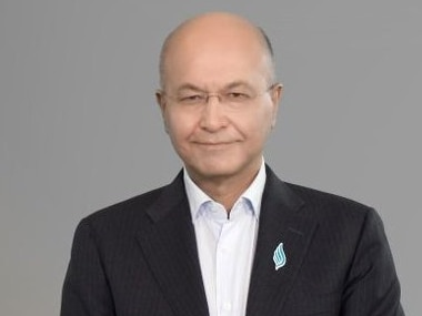 Iraq elects veteran Kurdish politician Barham Salih as its new president; government-formation to take place soon