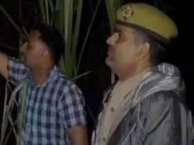 'Thain, thain': UP Police officer mimics gunshots to scare criminals as his weapon gets jammed during Sambhal district encounter