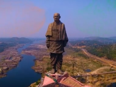 Sardar Patel statue unveiling latest updates: Narendra Modi calls world's tallest statue an 'answer to those who question India's unity'