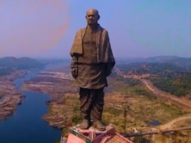 Sardar Patel statue: Narendra Modi to unveil 182-metre-tall Statue of Unity today; will be worlds tallest such memorial