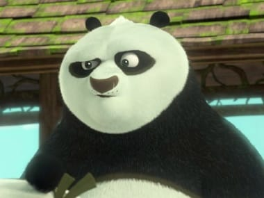 Kung Fu Panda: The Paws of Destiny — Po teaches four cubs how to master their powers in Amazon series