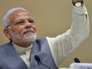 Narendra Modi says India aiming to generate 40 percent electricity from non-fossil fuels by 2030