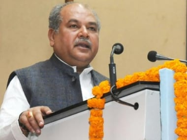 Union minister Narendra Singh Tomar admitted to AIIMS after complaining of uneasiness